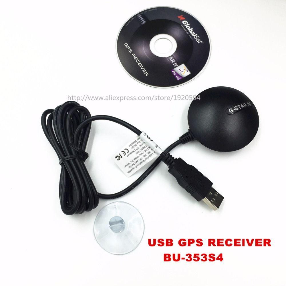 bu-353 usb gps navigation receiver