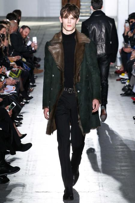 Costume National Homme - Fall 2015-Winter 2016