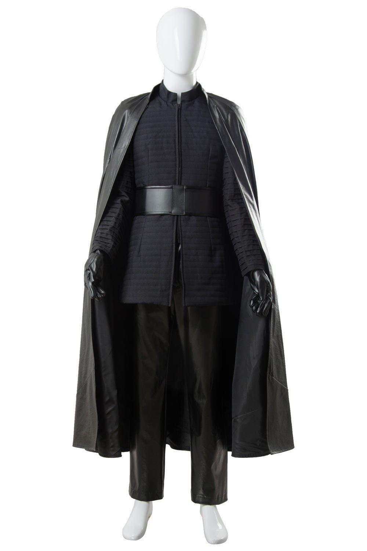 Star Wars 8 The Last Jedi Kylo Ren Outfit Ver 2 Cosplay Costume Kylo Ren Outfit Cosplay Costumes Kylo Ren Costumes