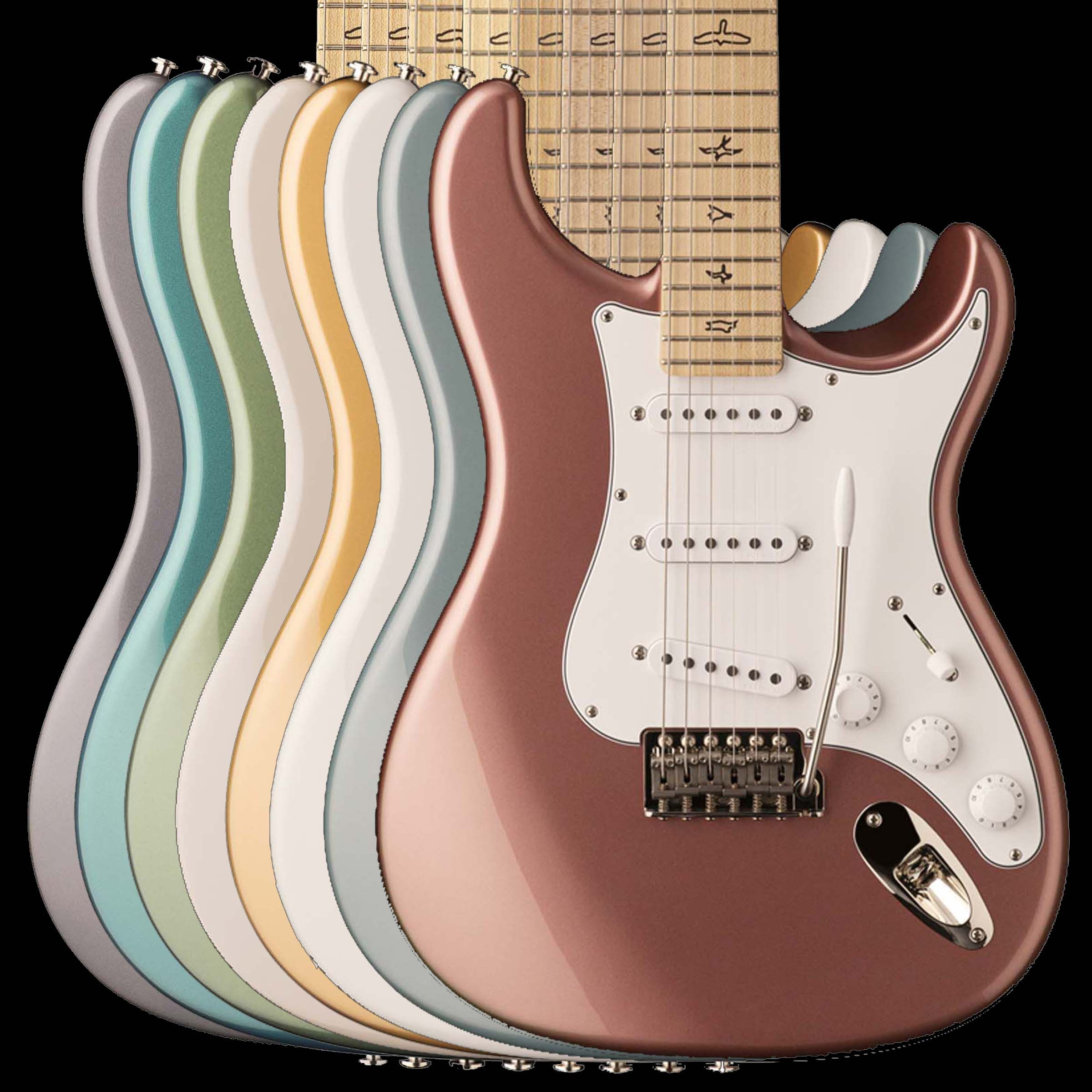 Prs Guitars Announces Next Evolution Of The John Mayer Silver Sky John Mann S Guitar Vault In 2020 Prs Guitar Guitar Learn Guitar