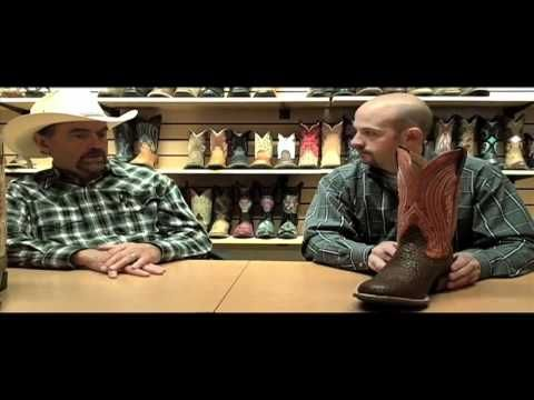 How to Care for and Clean your Cowboy Boots | Ariat and F.M. Light ...
