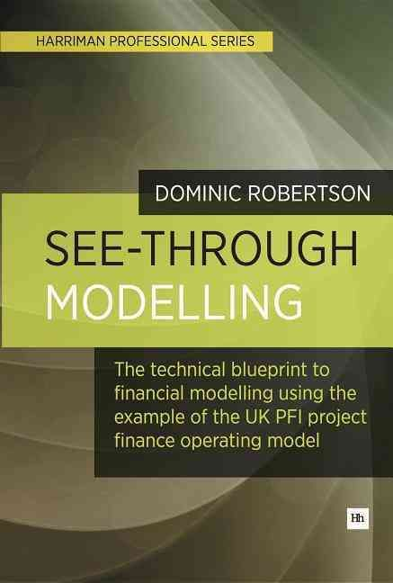 See-Through Modelling A Technical Blueprint for Financial Modelling - copy software architecture blueprint template
