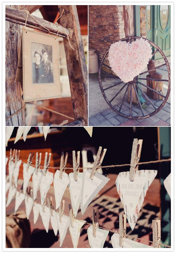 Crafty Missouri wedding: Cheri + Chad