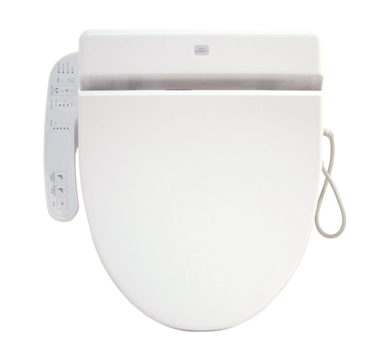 Washlet Toilet Seat Reviews: ToTo SW523-01 | Home & Garden ...