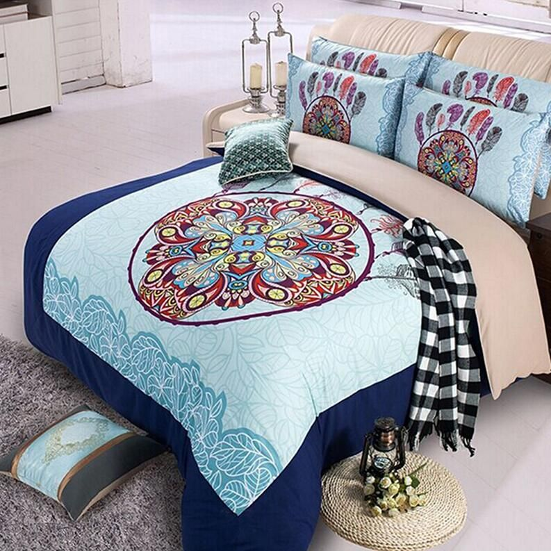 Indians Dreamcatcher Bedding Set Without Filler Twin Full