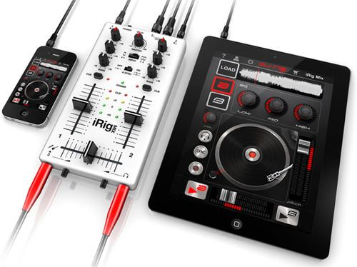 iRig™ MIX   #tech #gadget #music