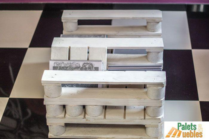 revistero hecha hecha con palets puede con palets consultanos medidas madera palets de madera mltiples ambientes comercial