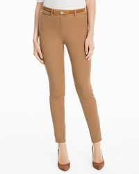 Skimmer Pants #whbm