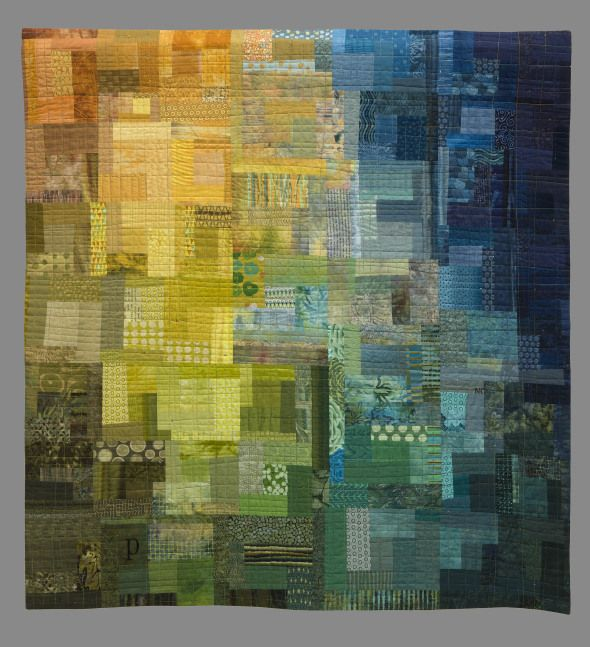 Bright Hopes Quilt By Pat Pease Featured By Maria Shell