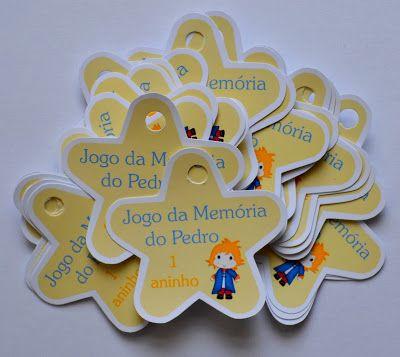 Atelier Doces Mimos: Festa personalizada Pequeno Príncipe