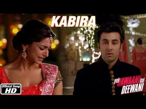Kabira Yeh Jawaani Hai Deewani Ranbir Kapoor Deepika Padukone Songs Bollywood Music Videos Bollywood Songs