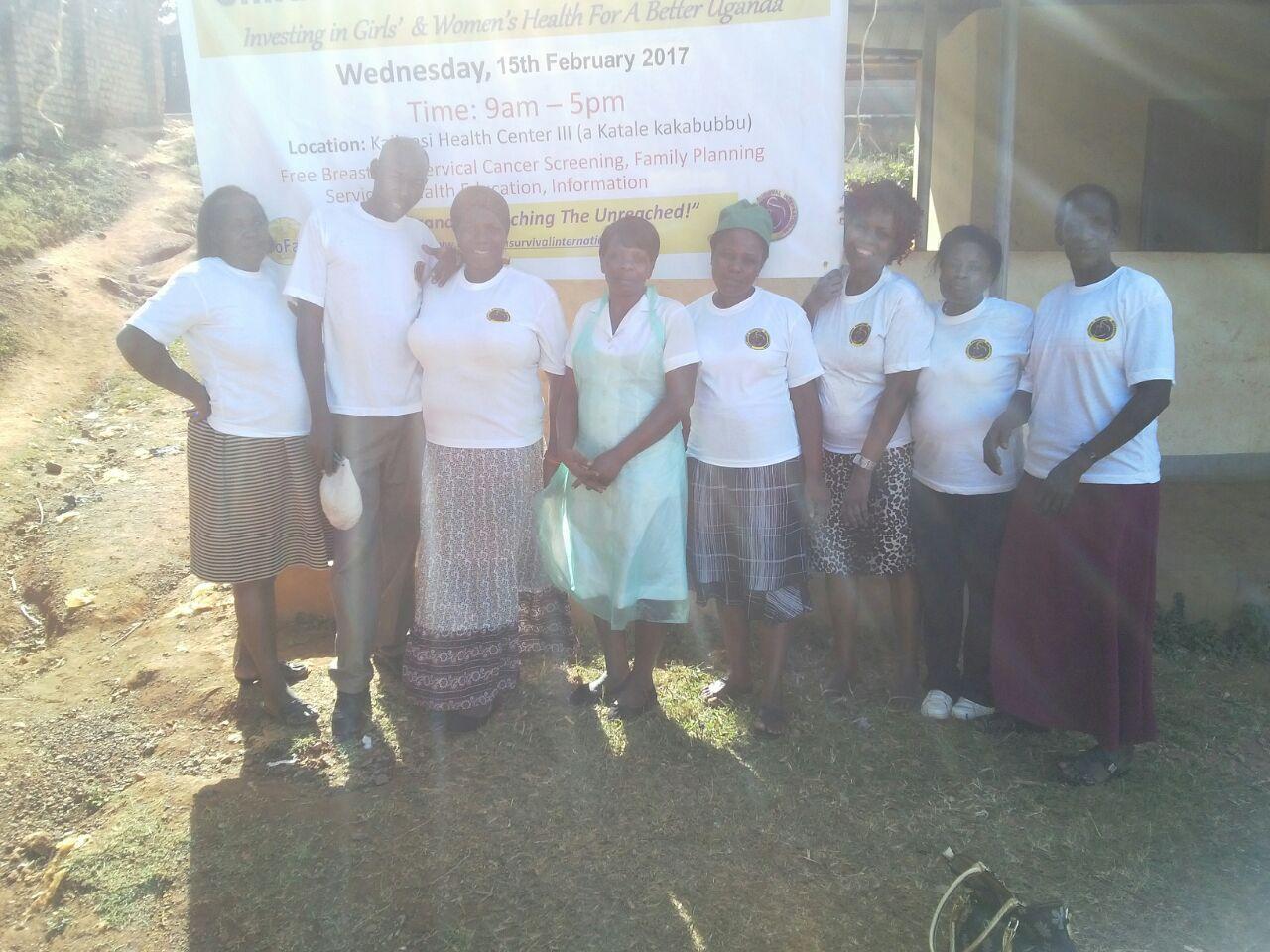 Pin on 2017 World Cancer Day CSIUganda