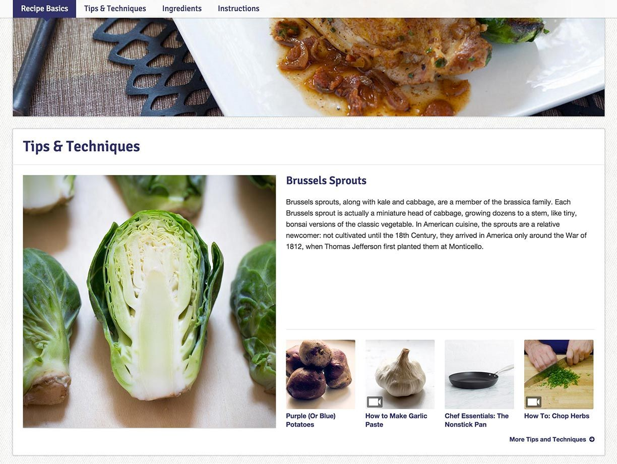 Blue apron ux