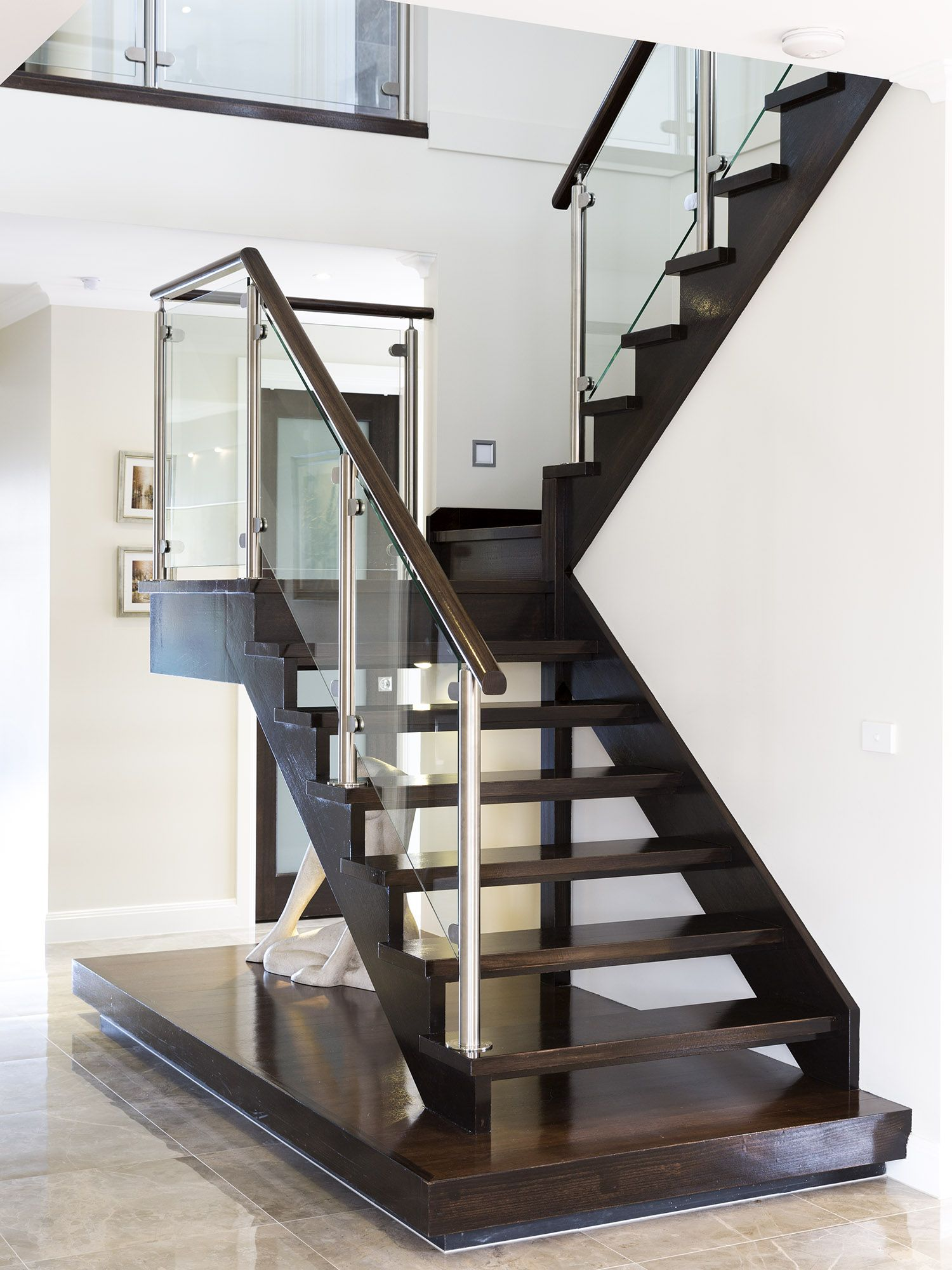 Modern | Stair | Stairs | Design | Australia | Melbourne | Balustrade |  Open Flight