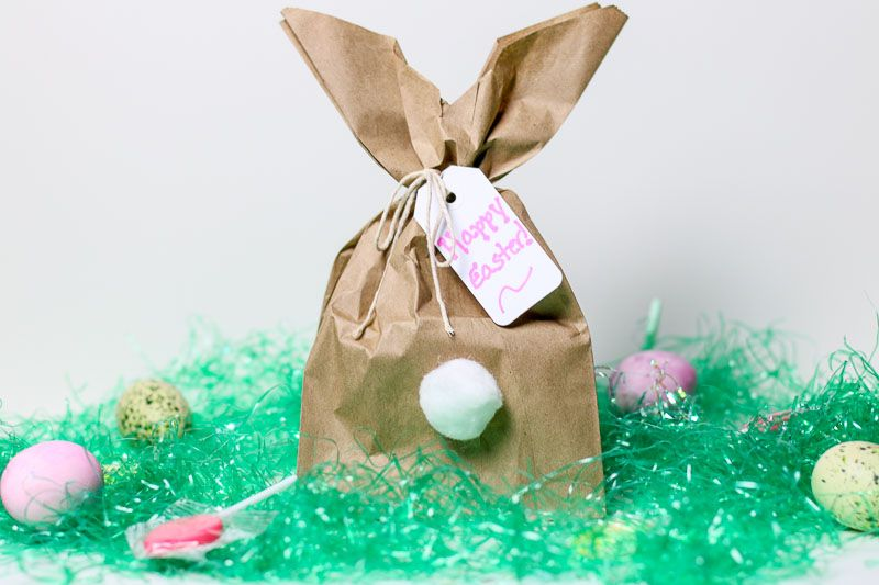 Easy diy easter bunny gift bags recipe easter gift bags bunny easy diy easter bunny gift bags recipe easter gift bags bunny crafts and easter bunny negle Gallery
