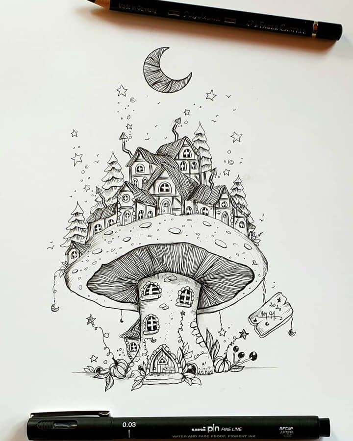 Nice little magical village.