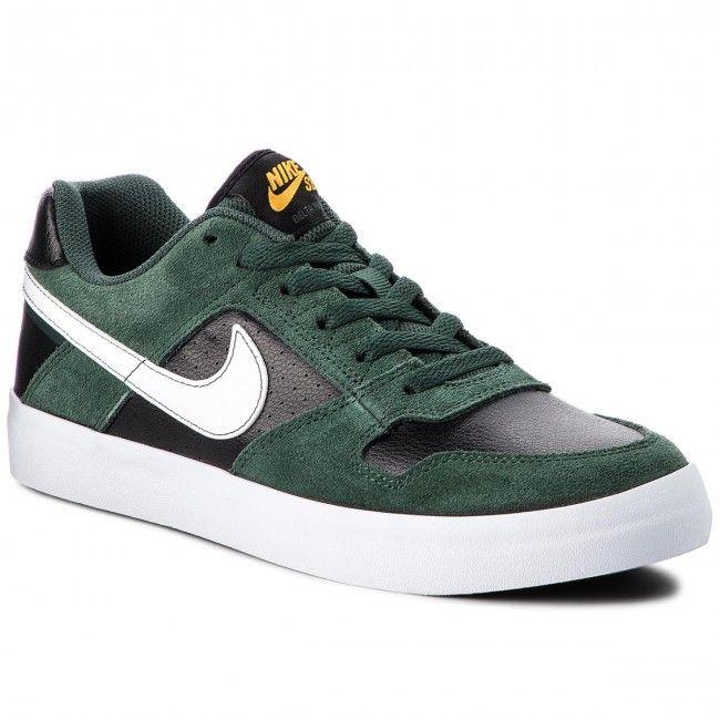 a68224a2d2c2 Pantofi NIKE - Sb Delta Force Vulc 942237 300 Midnight Green White Black