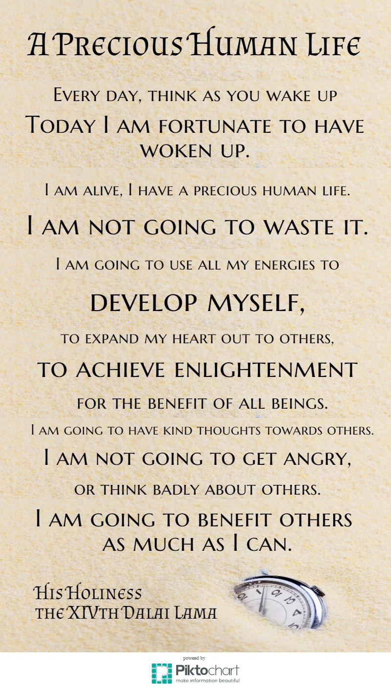 Dalai Lama On Humanity Quotes