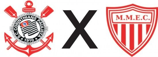 Corinthians x Mogi Mirim 550x201 Ao Vivo : Palmeiras x Audax, São Paulo x Ponte Preta e Corinthians x Mogi Mirim