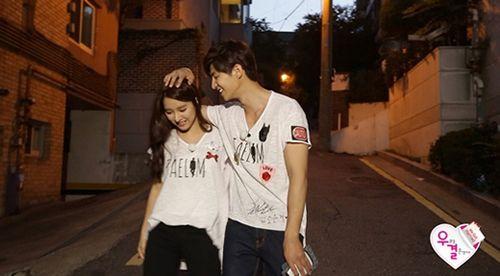 Song Jae Rim & Kim So Eun