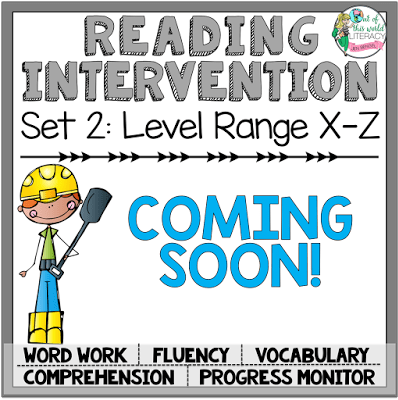 What's New with the Reading Intervention Program Reading