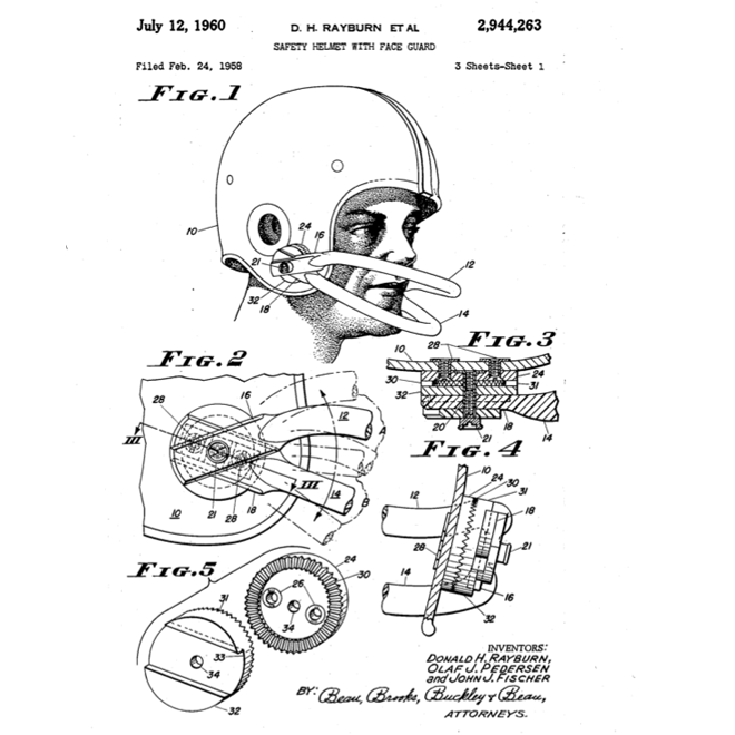 The History (And Artistic DeEvolution) of Patent Drawings
