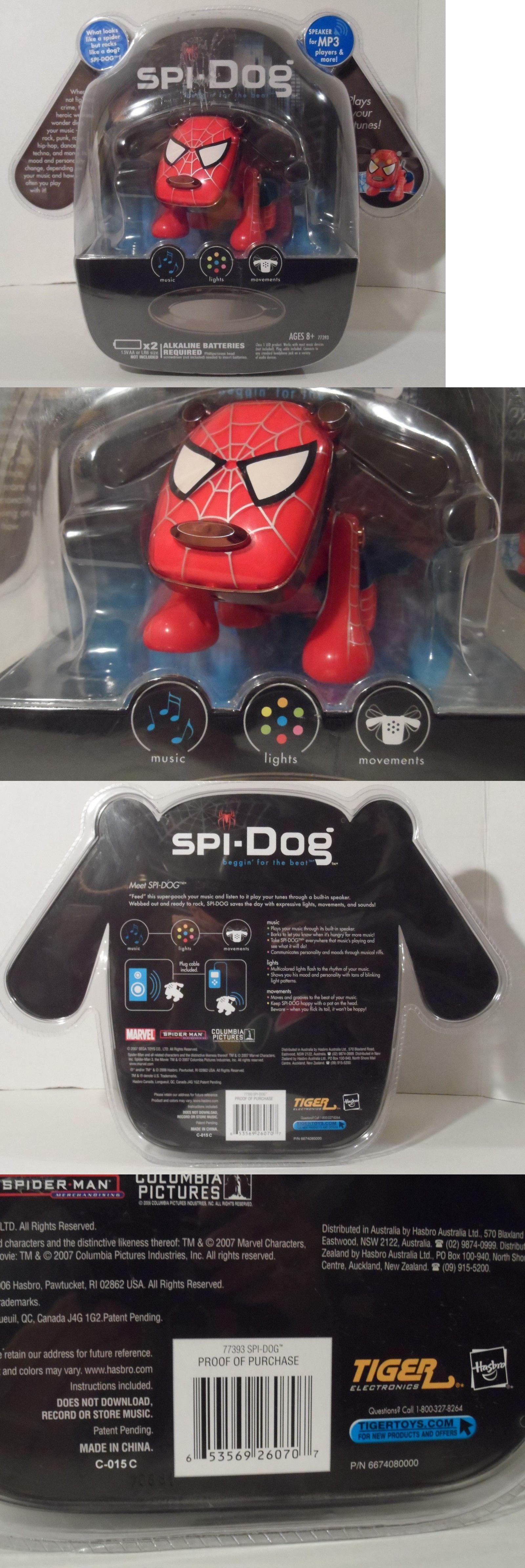Idog Icat And Ifish 119394 New Sealed I Dog Spi Dog Spiderman