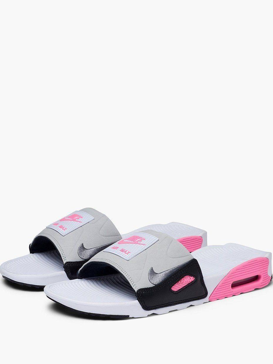 Nike Air Max 90 Slide : les claquettes Air Max de Nike sont
