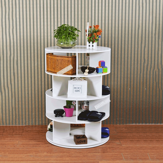 Lazy Susan Shoe Rack Interesting Look What I Found Via Alibaba App  Wooden Spinning Shoe Rack Inspiration Design