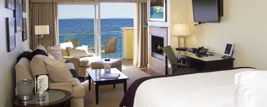 The Malibu Beach Inn Is A Luxury Oceanfront Hotel Offering Elegantly Ointed Guestrooms Onsite Dining And Spa Suite Services Located On S Carbon