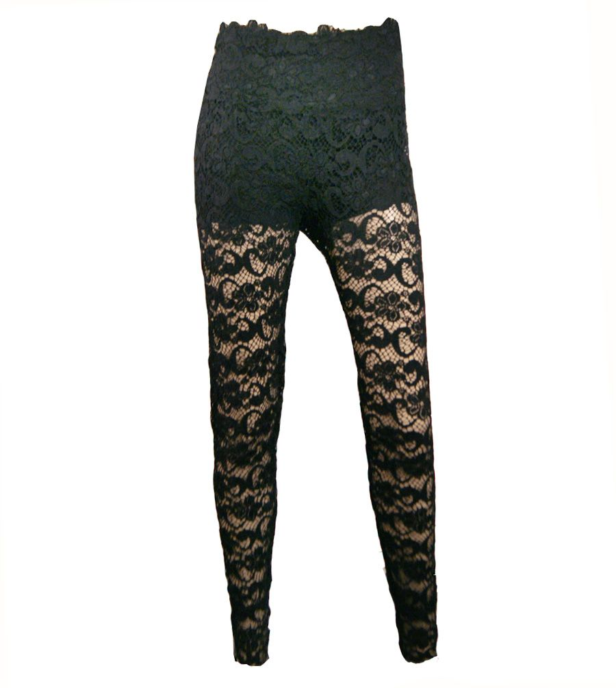 Nightcap Clothing Dixie Lace Pant