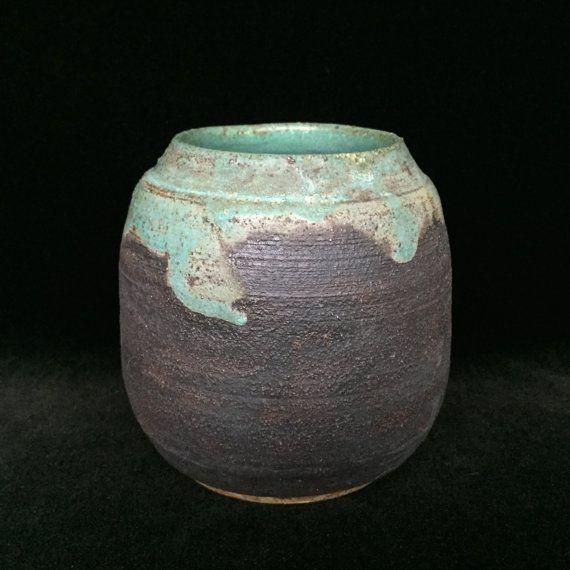 decorative ceramic vase handmade ceramic by arSFhomedecor on Etsy