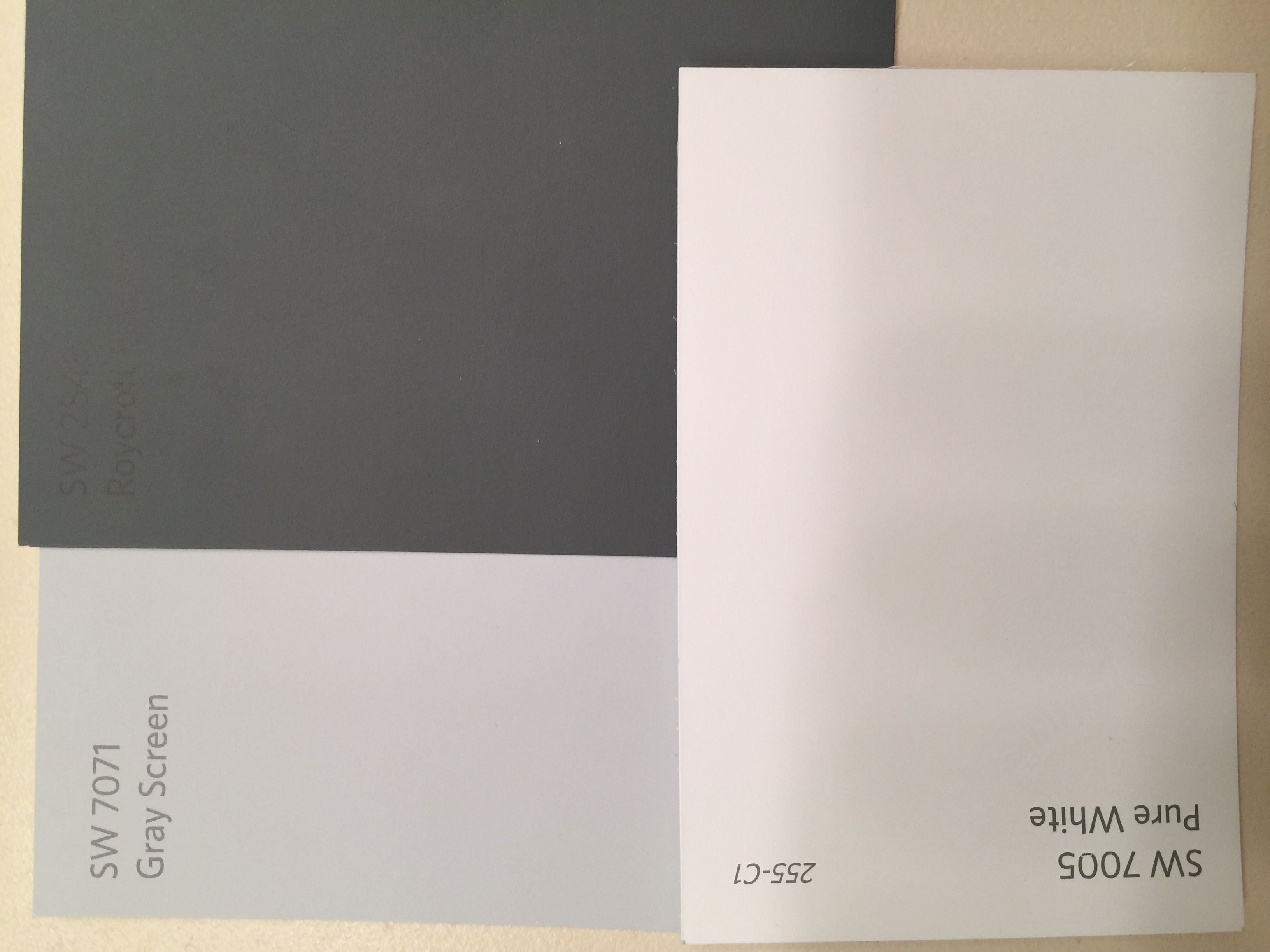 Sherwin Williams Colors For The Master Bath Roycroft