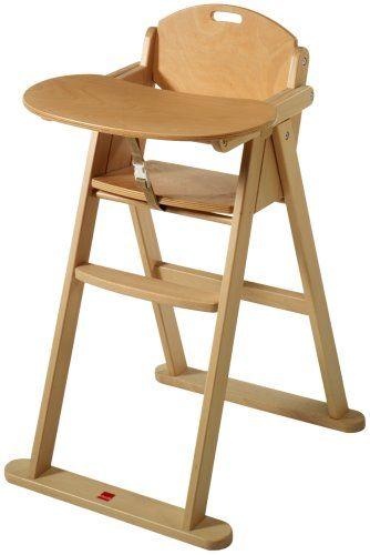Schardt Chaise Haute Pliable Laque Couleur Nature Schardt Http Www Amazon Fr Dp B000uabsva Ref Cm Sw R Pi Dp Chaise Haute Pliable Chaise Haute Chaises Bois
