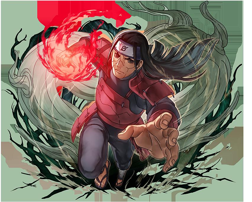 Hashirama Edo Tensei by AiKawaiiChan Naruto shippuden
