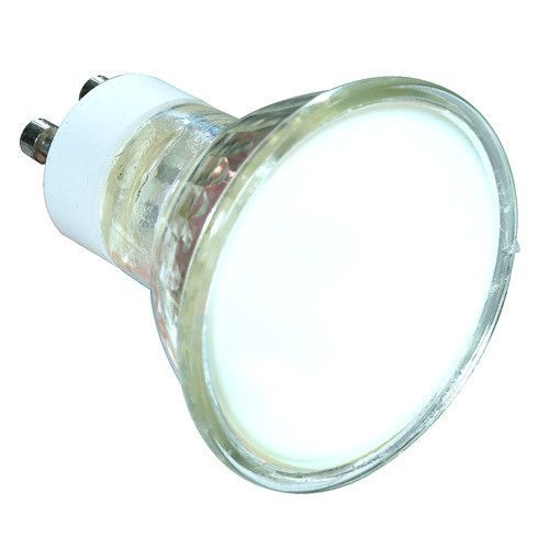 Satco S4128 35W 120V MR16 GU10 Flood halogen light bulb