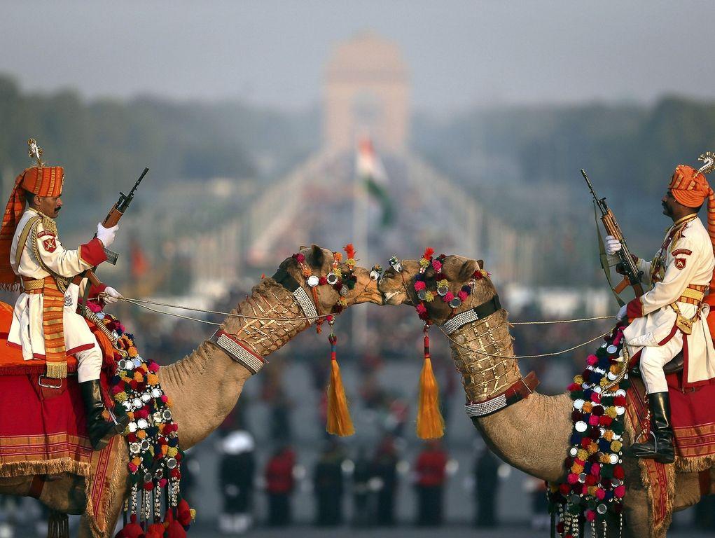 Border security force new delhi india recent events