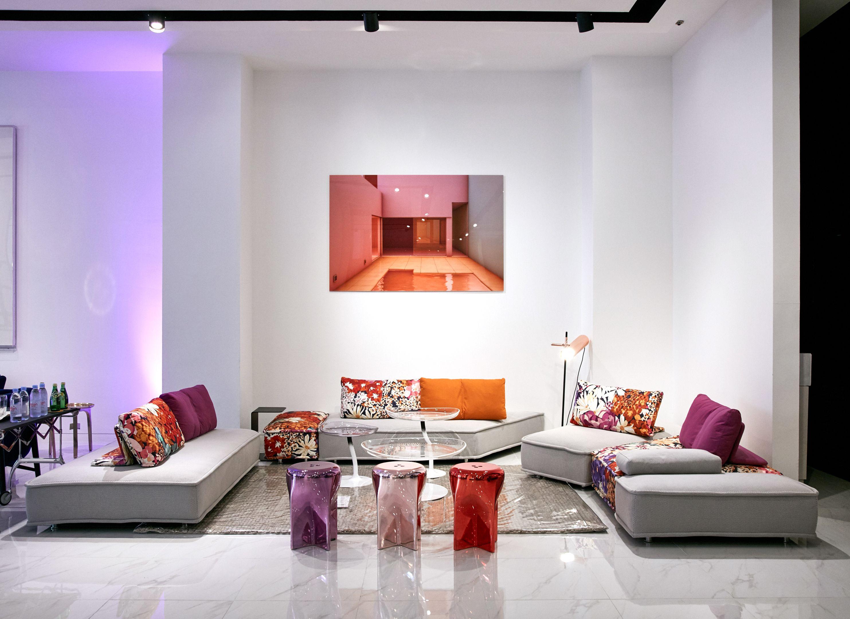 Roche Bobois Seoul South Korea Home Bar Designs Apartment Interior Luxury Furniture