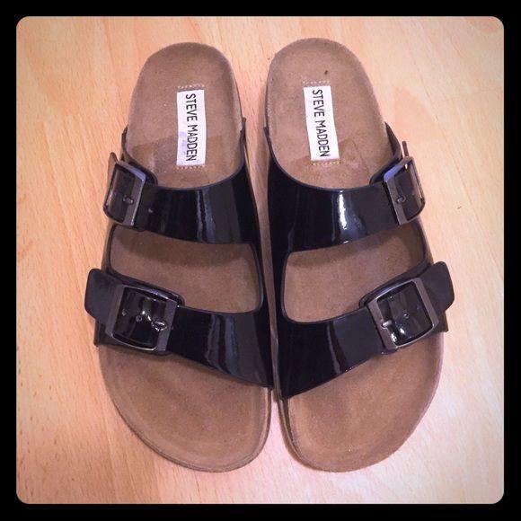 9c32c4c2a88 Steve Madden Birkenstock sandal Never worn