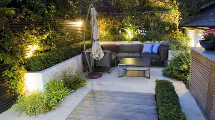 25 idées pour aménager et décorer un petit jardin | Décorations ...