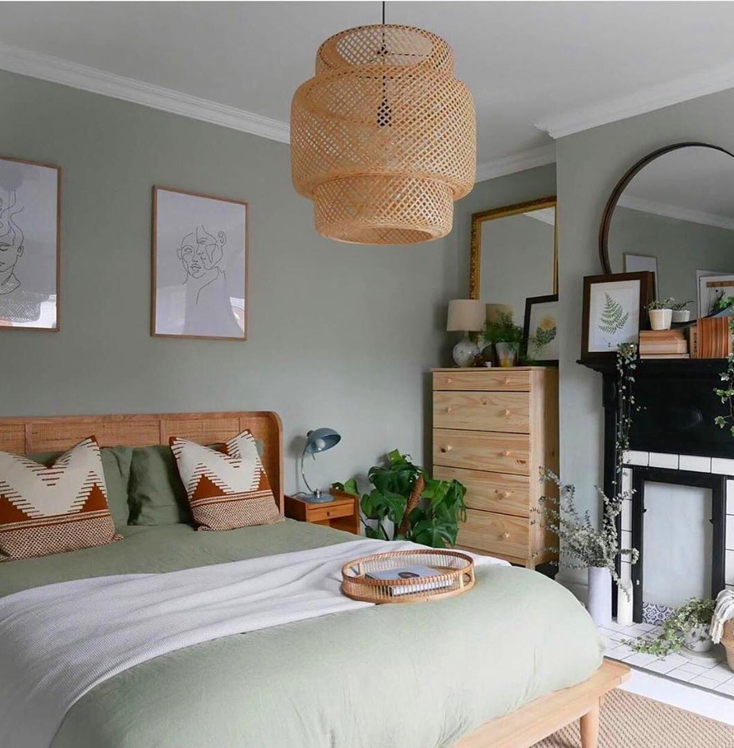 20 Gorgeous Modern Bedroom Decor Ideas en 20  Déco chambre vert