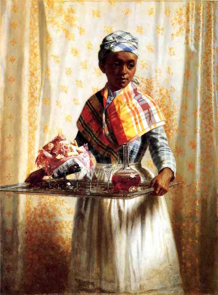 Mixed Haitian People