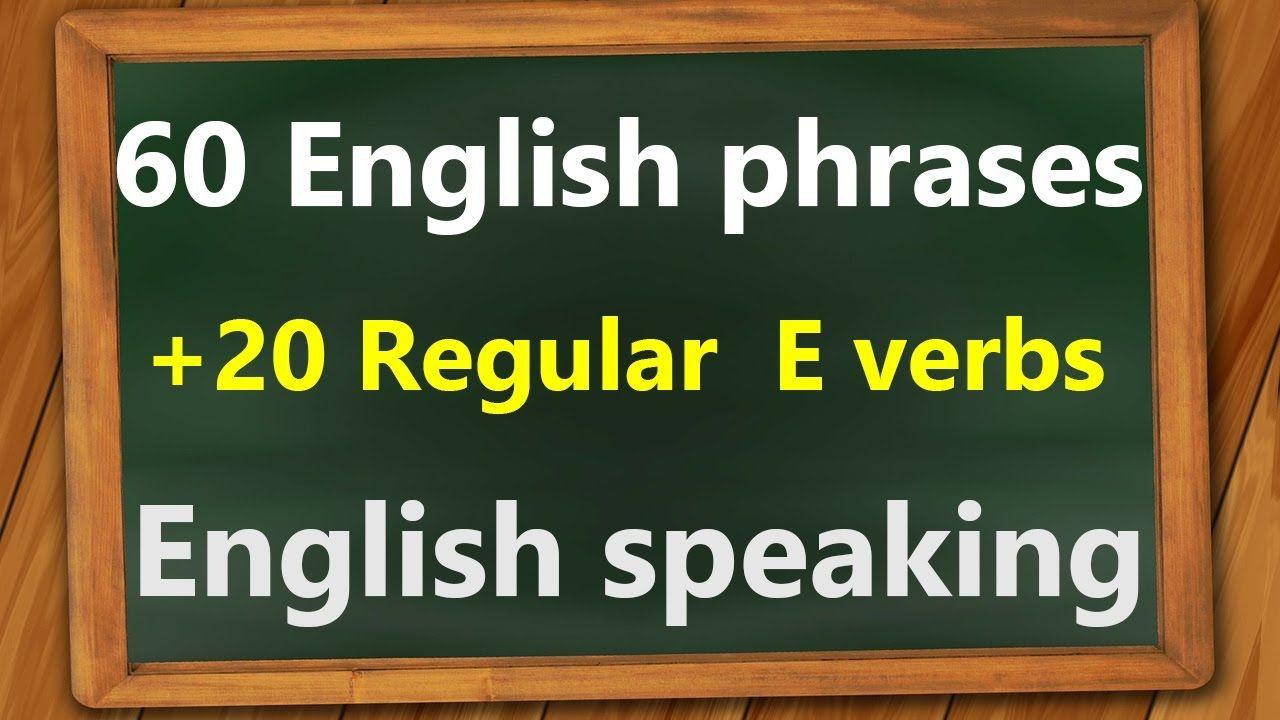 Learn English in Hindi 60 English phrases with 20