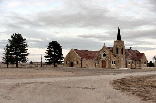 The Oslo Lutheran Church Gruver Tx I Remember Having Brownie Meetings Here Texas Panhandle House Styles Panhandle