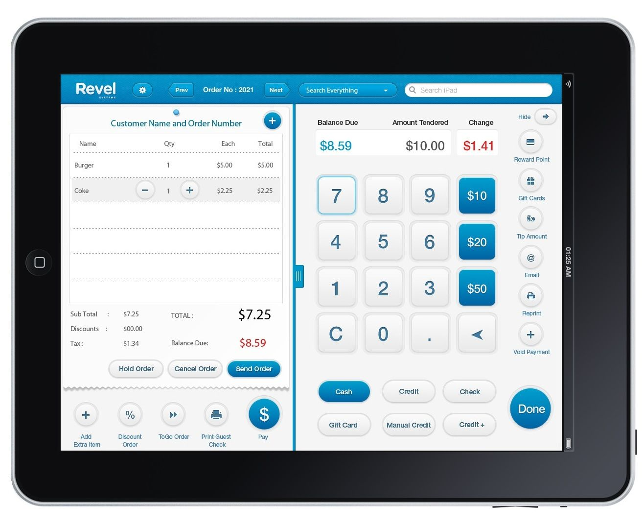 Revel Systems Debuts An iPad PointOfSale In A Box