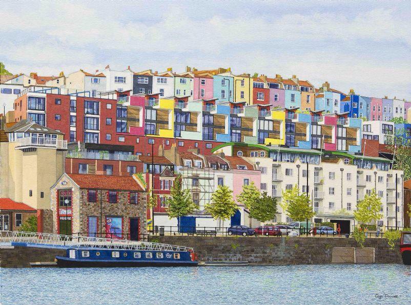 Hotwells Quayside, Bristol