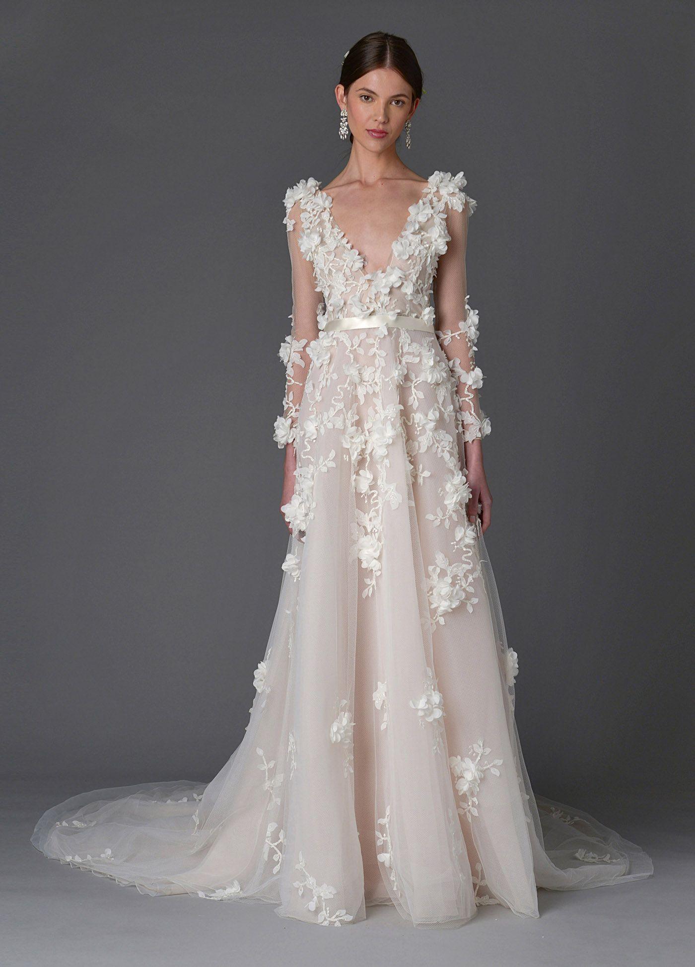 80c6a537081b Pinterest Picks – Spring Summer Wedding Dress Inspiration