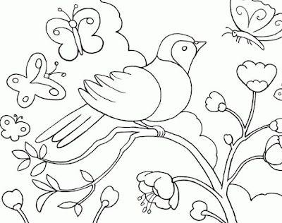 BildzuFarbeofdiadelaFeder1  coloring 4  Pinterest