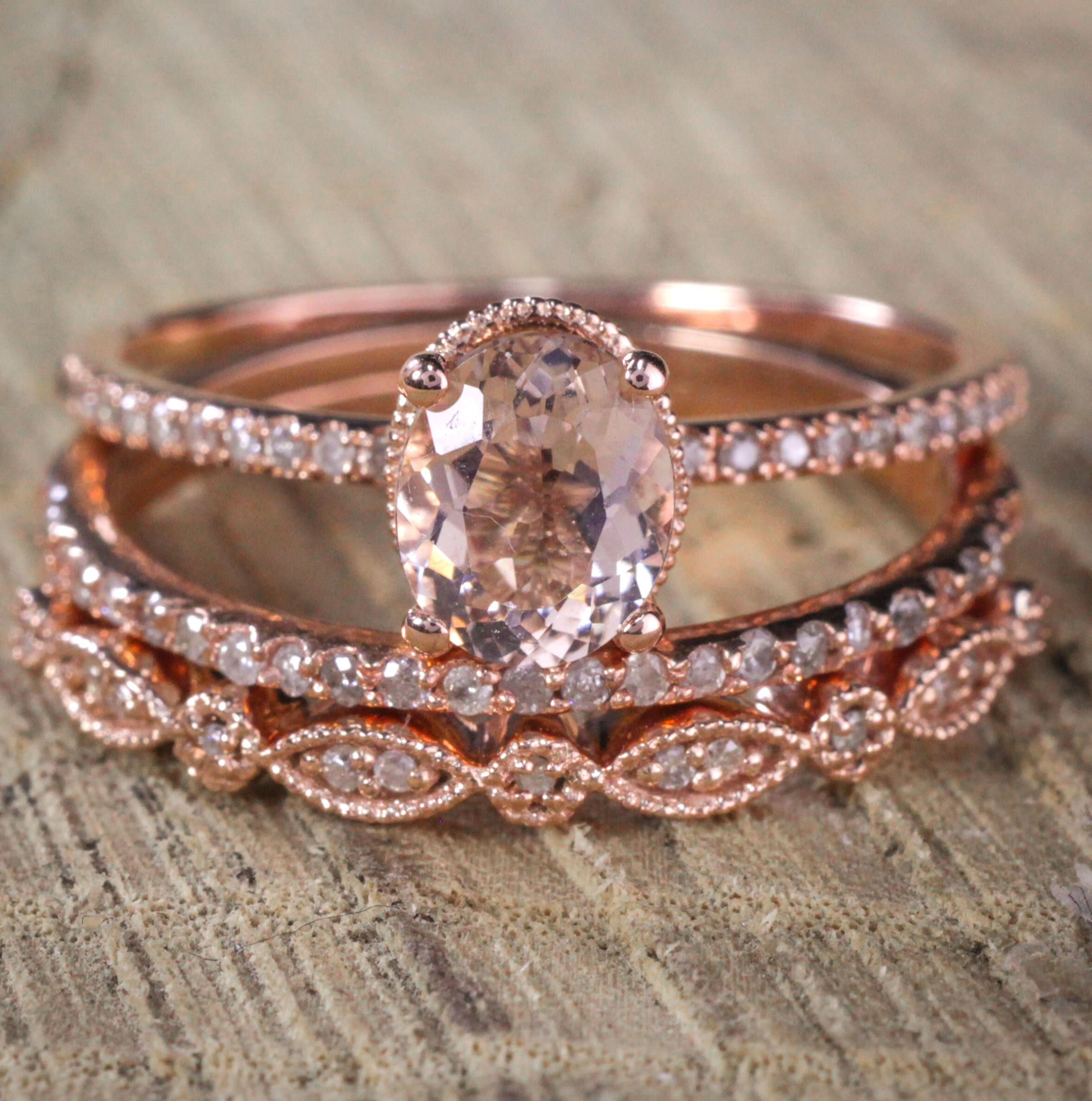 morganite la pink ring fine precious wedding logan jan diamond divina jewellery rings