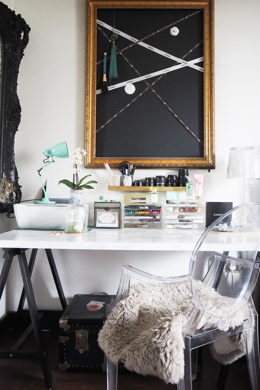 New Year, New Home, New You: Decorating ideas for your home vanity ...